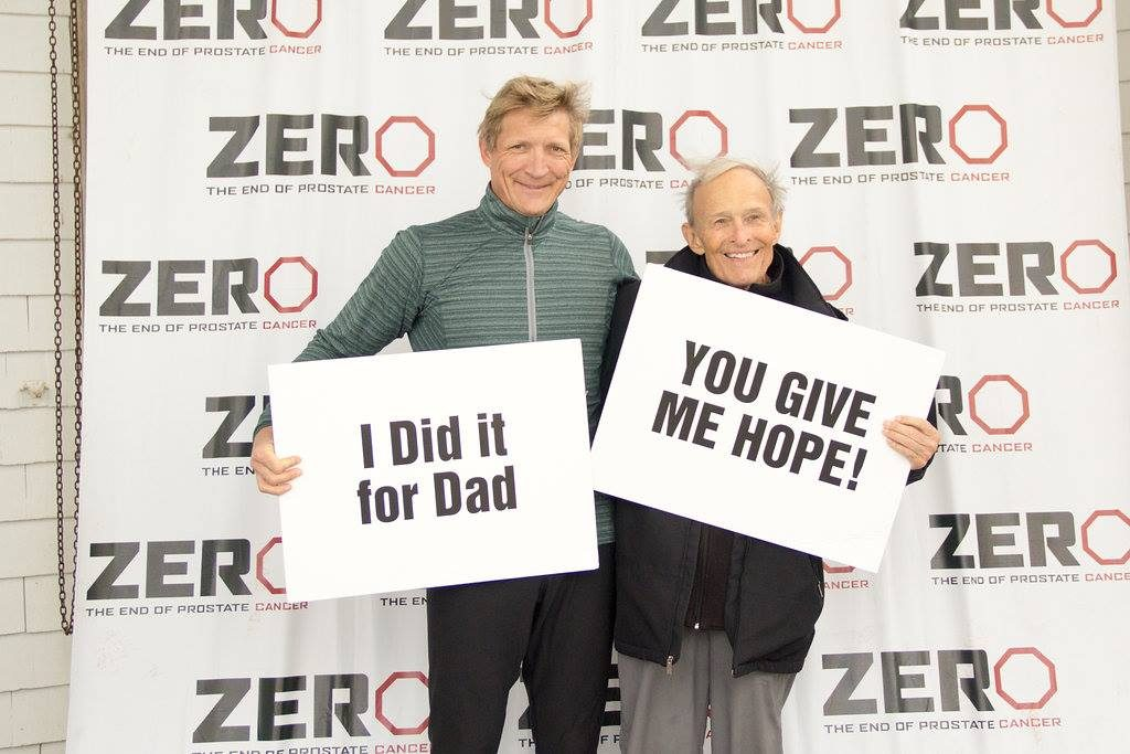 SUNDAY, November 18th, 2018     4th Annual ZERO End Prostate Cancer Walk/Run.