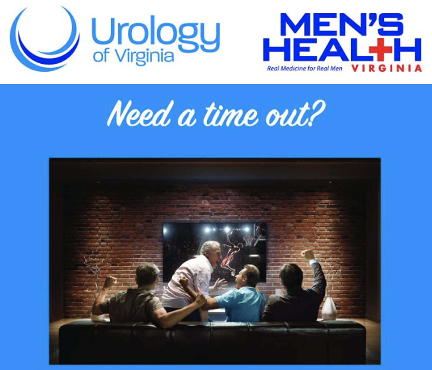 Take Action In March For VasMadness At Urology of Virginia
