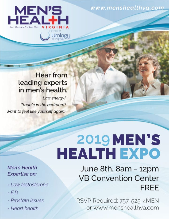 2019 Men's Health Expo