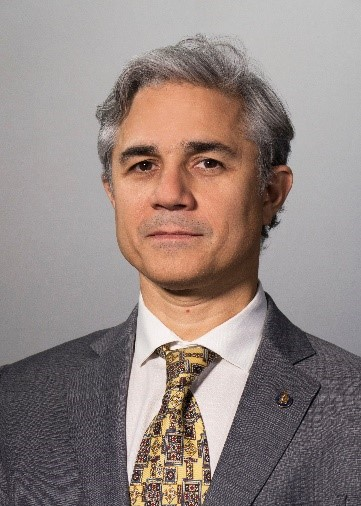 Urology of Virginia congratulates Dr. Ramón Virasoro for receiving the 2019 Dr. Mason Andrews Community Service Award