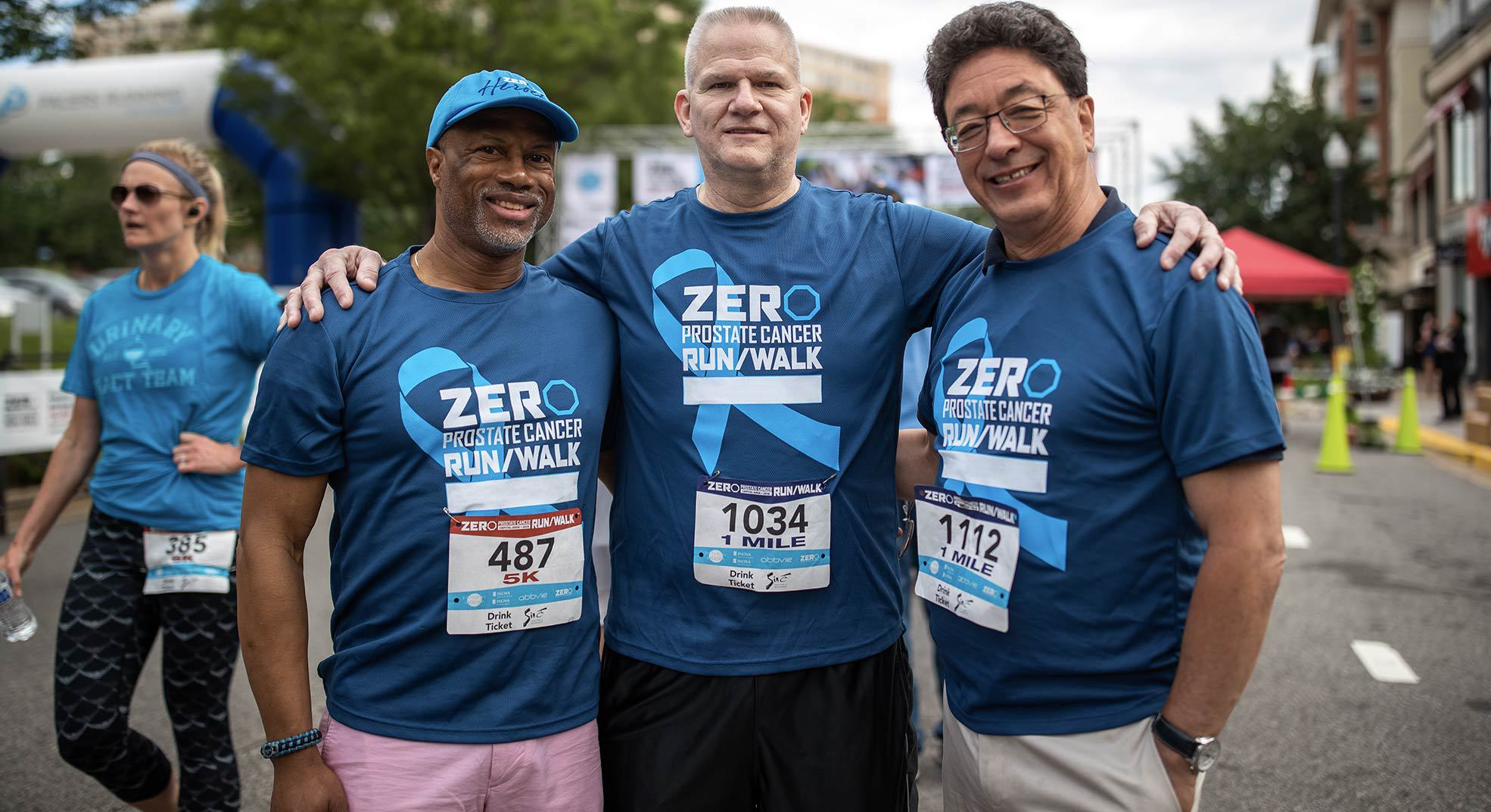 DISCOUNT from March 19 – March 26 REGISTER TODAY !!! MARK YOUR CALENDARS FOR THE 2020 VIRGINIA BEACH/HAMPTON ROADS ZERO END PROSTATE CANCER WALK/RUN
